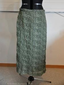 The skirt before