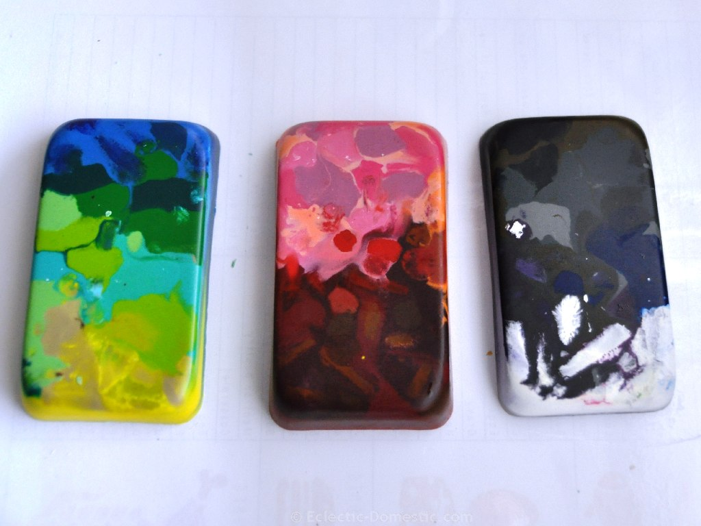 They look a bit like colorful iPhone covers, don't they?