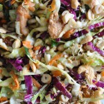 Cabbage slaw (coleslaw) two ways