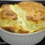 Cheese soufflé
